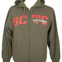 New Gctc / Gateway Technical College Hooded Sweatshirt Sz. M Photo