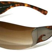 New Genuine Prada Sunglasses - Model no.spr 58f 2bu-6s1 Photo