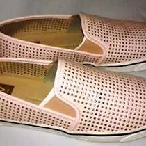 New Gibsin Dolce Vita Sneakers Boat Shoes Slip Ons Blush Stella Size 6.5 Photo