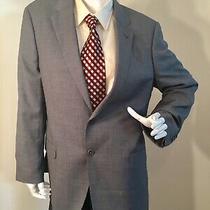 New Giorgio Armani Classy Rich Looking Men Blazer Size 44 Reg Photo