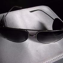 New Giorgio Armani Ladies Kaleidoscope Sunglasses W/certificate and Storage Case Photo