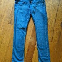 New Girl's Size 12 Gap Kids 1969 Super Skinny Jeans Pants Medium Wash Nwt Photo