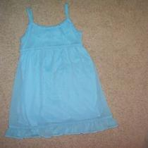 New Girls Cherokee Sleeveless Spring Dress Choice Sz 4 4/5 6 6x 6/6x Photo