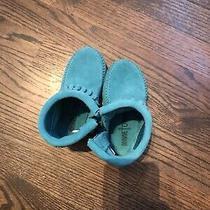 New Girls Toddler Size 7 Minnetonka Boots Photo