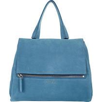 New Givenchy Medium Pandora Pure Bag Nubuck Blue 2550 Photo