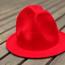 New Gobi Mountain Hat Red Vivienne Westwood Worlds End Malcolm Mclaren Wool Ca Photo