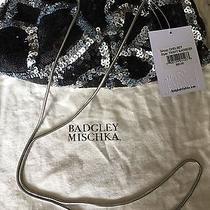 New Gorgeous Badgley Mischka Evening Clutch Photo