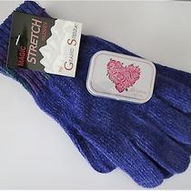 New Grand Sierra Gloves Purple Magic Stretch & Brighton Mints Nit Photo