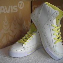 New Gravis Burton Womens Gemini Hi Skate Athletic Shoes Size Us 7 Eu 37.5 Photo