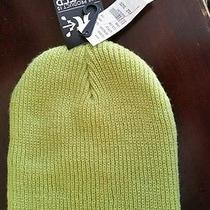New Green Hurley Beanie Photo