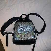 New Gucci Bloom Small Backpack Photo
