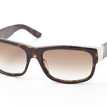 New  Gucci Brown Sunglasses  Photo