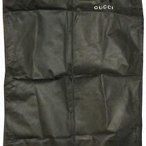 New Gucci Giant 53 X 29 Travel & Closet Storage Garment Bag Suit Dress Gown Coat Photo