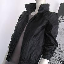 New Gucci Guccissima Black Jacketcoatsize Sperfect as a Gift Photo