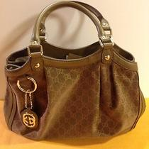 New Gucci Hobo Handbag