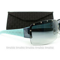 New Gucci Sunglasses Gg 1823/s Azure Turquoise Emw0m Authentic Photo