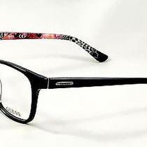 New Guess Gu2508 Black Women's Eyeglasses Frames 52-15-135  Photo