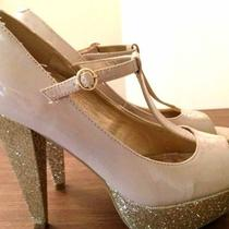 New Guess Heels Size 7.5 Photo