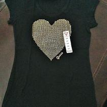 New Guess Karly Heart Tee Photo