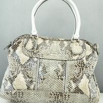 New Guess Ladies Handbag Electron Hobo Bag Natural Nwt Purse Usa Photo