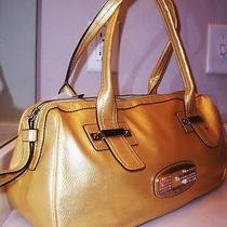 New Guess Sun Glow Candy Satchel Handbag Purse Shoulder Bag Photo