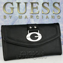 New Guess Wallet Ladies Lincoln Road Black Photo