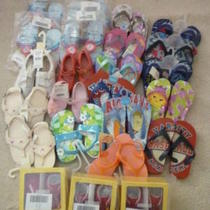 New Gymboree Gap Girl Boy 25 Shoes Sandals Lot 3 4 5 6 7 8 9 10 11 12 375gift Photo