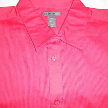 New h&m Hot Pink Modern Slim Fit Sz Xl Photo