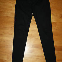 New Habitual Black Stretch Skinny Jean Jegging Leggings Audrey Size 30 176 Photo