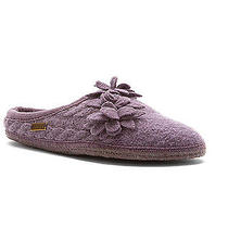 New Haflinger Women's as Charisma Slippers Lilac 41 Photo