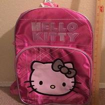 New Hello Kitty Backpack 16