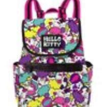 New Hello Kitty Mini Backpack Flying Balloon Photo