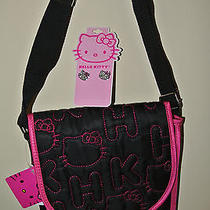 New Hello Kitty Quilted  Bag Crossbody 8