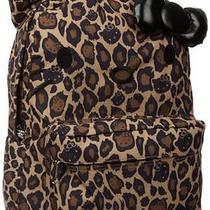 New Hello Kitty Sanbk0049 Backpackblack/brownone Size Photo