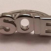 New Hermes Scarf Ring Soie Silk Photo