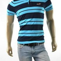 New Hollister by Abercrombie Shirts Mens Muscle Crew Polo T Shirt Sz S Slim Photo