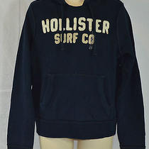 New Hollister Surf Co Hoodie Size Large Photo
