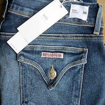 New Hudson Jeans Triangle Signature Stretch Beth Baby Bootcut in Nelson Wash  30 Photo