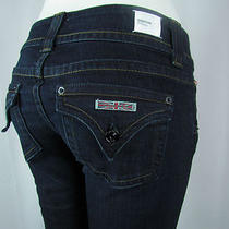New Hudson Signature Bootcut Jean Women Sz 24 in Martins Photo
