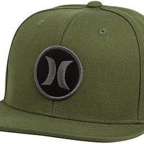 New Hurley Men's Monarch Hat Wool Acrylic Photo