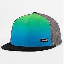 New Hurley Mens Guys Trucker Snapback Ball Hat Baseball Cap Ballhat One Size Photo