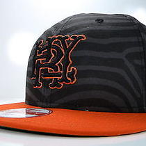 New Hurley New Era Major League Tiger Surfing Snapback Sport Hat One Size Fit Al Photo