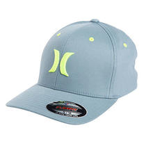 New Hurley One & Colors Aviator Grey L/xl Mens Hat Photo