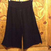 New Hurley Women's Pants Size 1 Black Photo