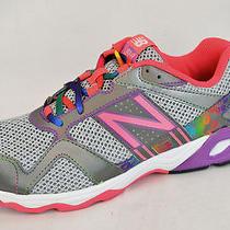 New in Box 52 New Balance Kj695pry Girl's Rainbow Athletic Sneaker Us7 Photo