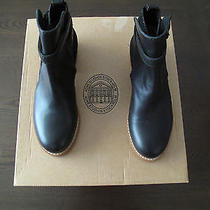 New in Box Acne Studios Clover Boots Size 36 Us 6 Black Photo