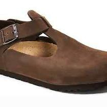 New in Box Birkenstock Bonn Leather Clog - 35 Photo