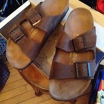 New in Box Brown Birkenstocks Size 39 Photo