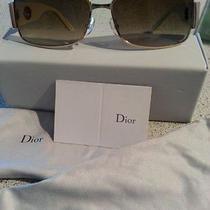 New in Box Christian Dior Women's Sunglasses Photo