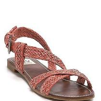 New in Box Dolce Vita Wynne Strappy Flat Sandal - Color Rose Stella - Size 9m Photo